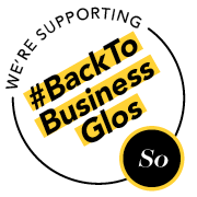 We're supporting #BackToBusinessGlos
