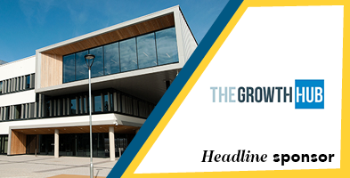 Headline sponsor - The Growth Hub