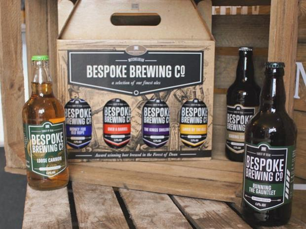 Beers from The Bespoke Brewing Co