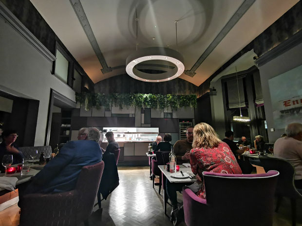 Chez Mal Brasserie following its 2019 refurbishment