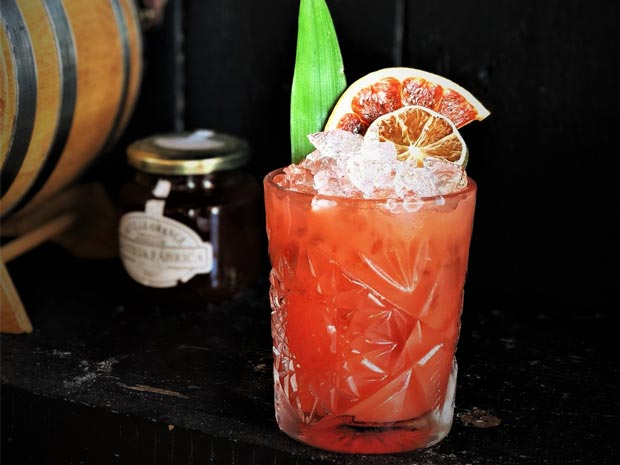 Cocktails to try at The Fire Station in Cheltenham