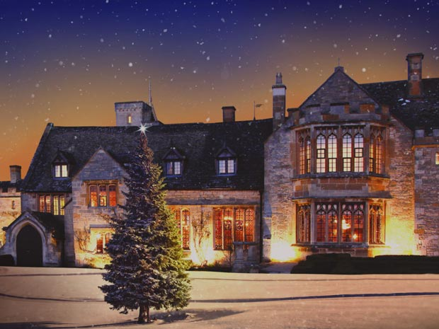 Christmas Parties 2018 at Ellenborough Park