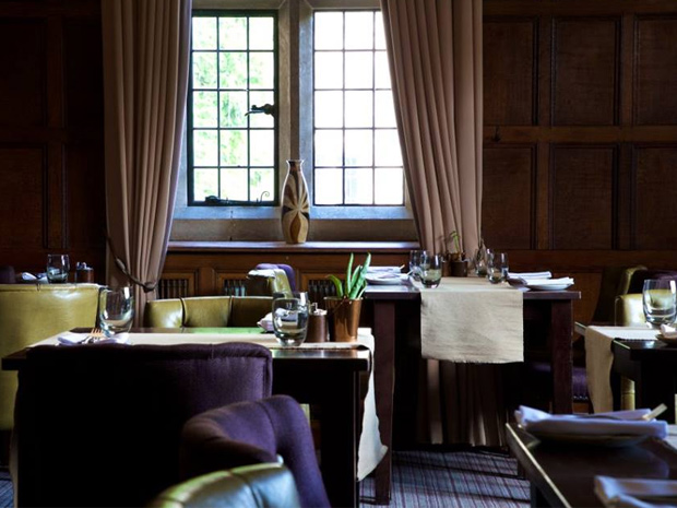 Sunday lunch at Stonehouse Court Hotel