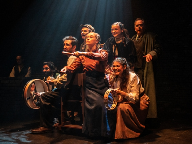 A Christmas Carol at The Bacon Theatre review