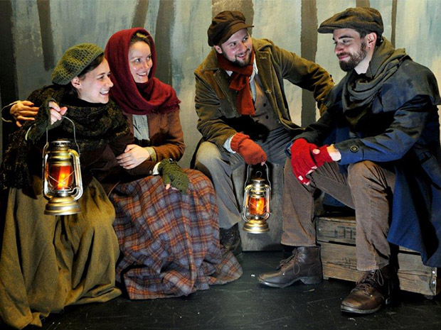 A Gloucestershire Midwinter at Everyman Theatre