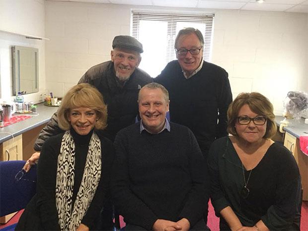 Quartet cast interview