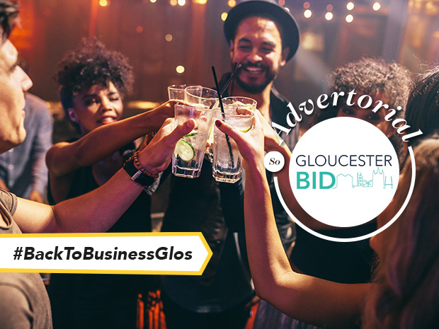 Gloucester BID is encouraging revellers to support the city's nightlife and music venues when they fully reopen on Monday 19 July 2021.