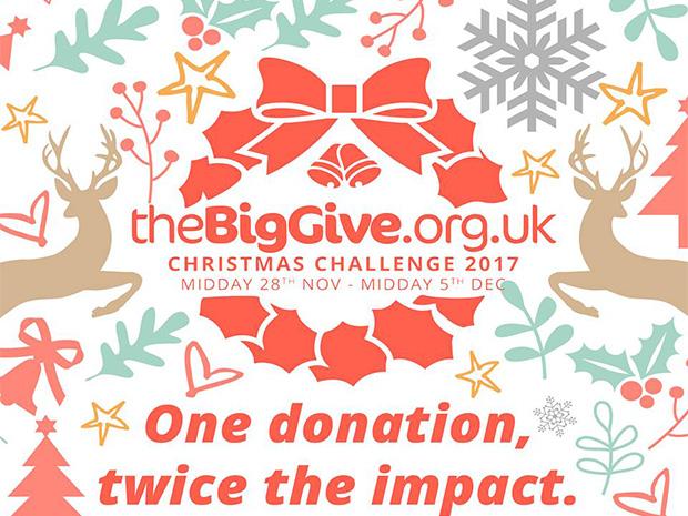 Christmas charity Gloucestershire