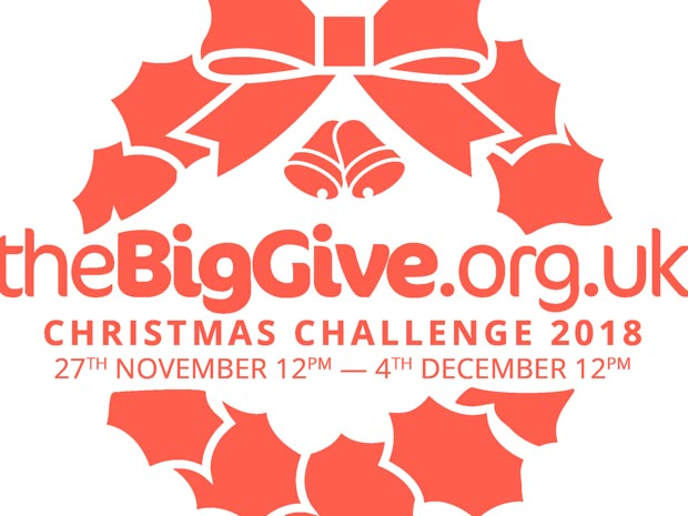 Cobalt is taking part in The Big Give this Christmas.