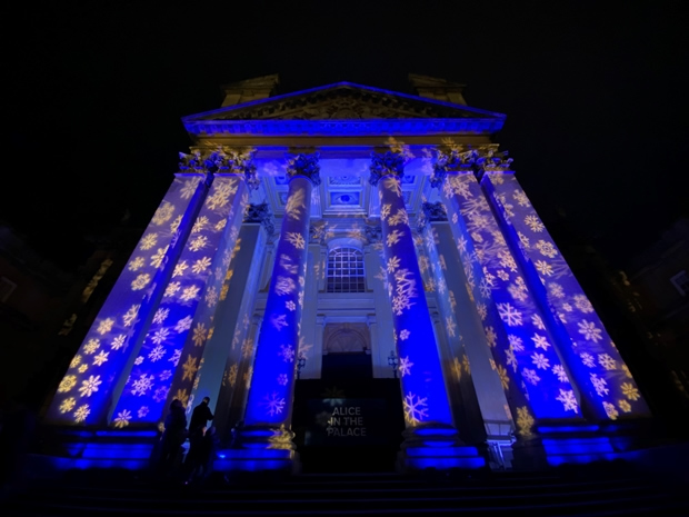 Christmas at Blenheim Palace 2019