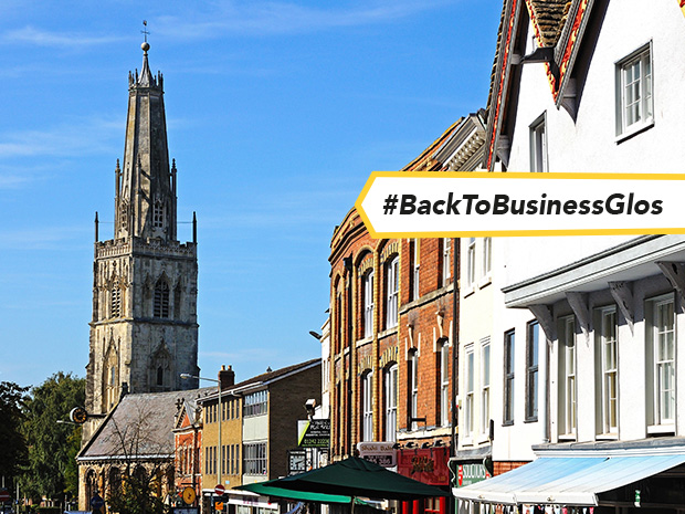 Westgate Street in Gloucester will soon play host to a programme of cultural activities, thanks to a High Streets Heritage Action Zone grant.