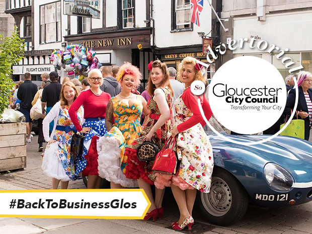 The vintage car, fashion and music festival is back this August 2021, after taking a hiatus in 2020. © Pete and Adela Hayward.