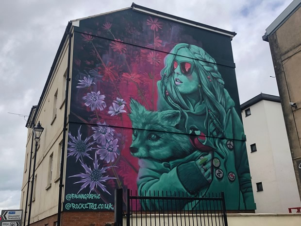 Cheltenham Paint Festival 2019