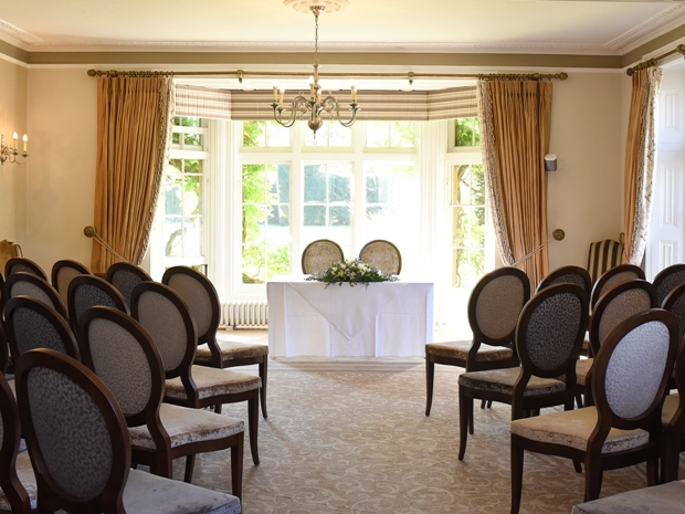 Real wedding at The Greenway Hotel & Spa