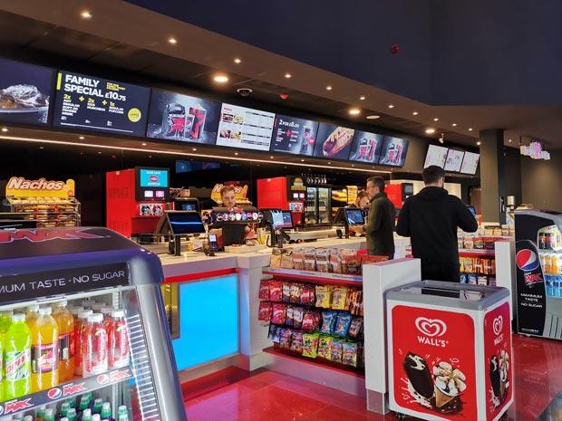 Cineworld Cheltenham IMAX