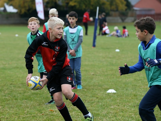 Gloucester Rugby residential rugby camps