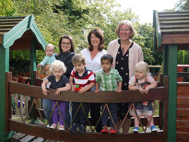 TreeTops Day Nursery Cheltenham
