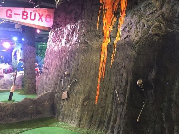 Mr Mulligan's Lost World Golf