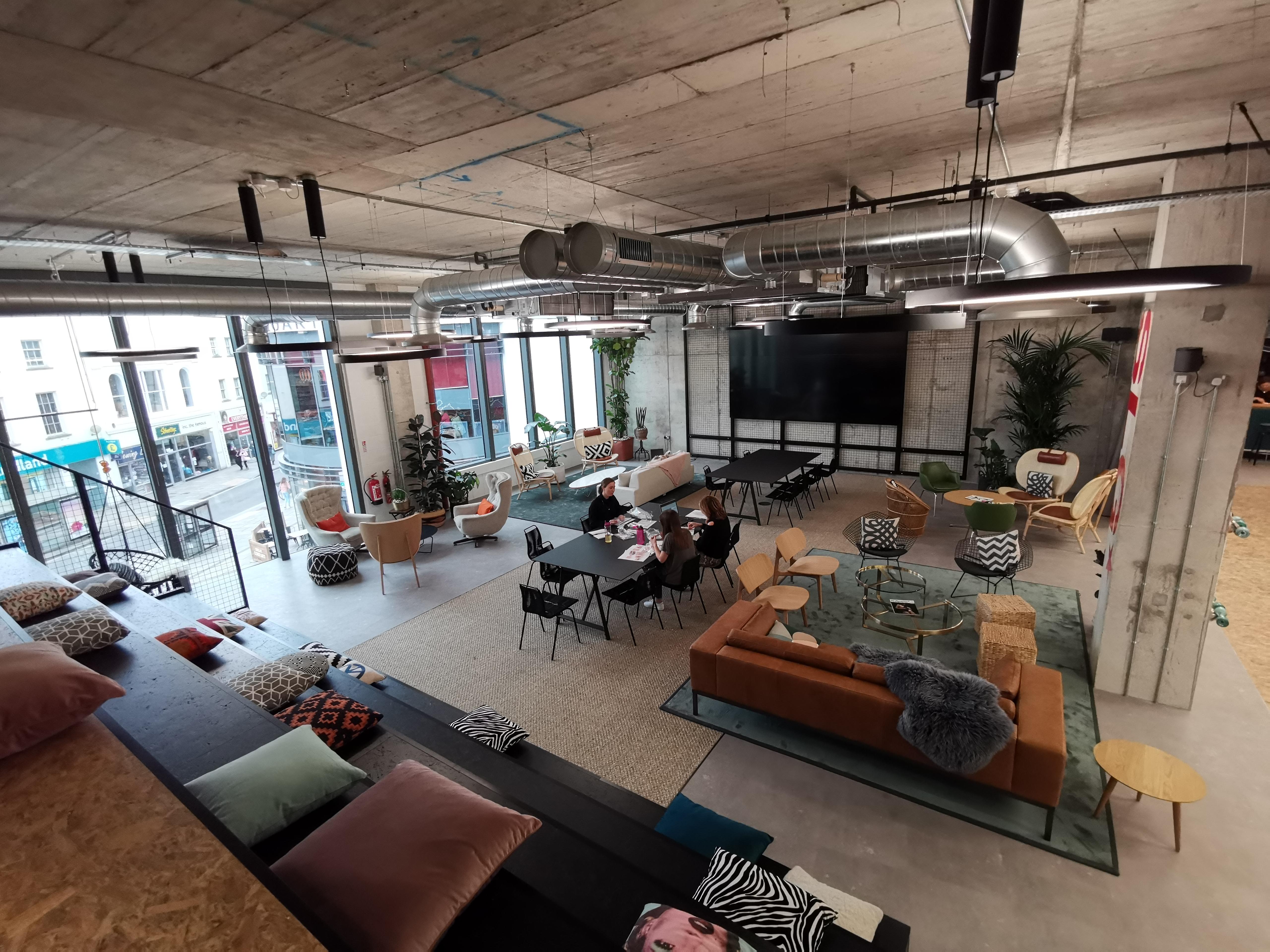 SLG's new Cheltenham offices