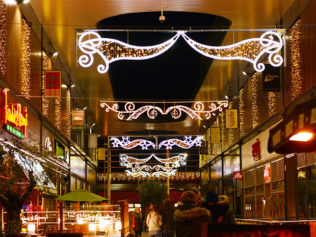 Christmas at The Brewery Quarter