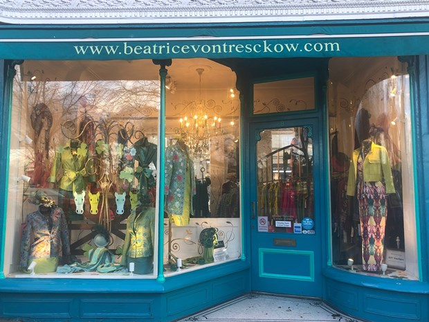 The Festival Shop Window Competition 2019 winners
