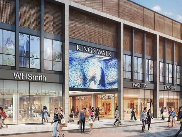 Kings Square Gloucester