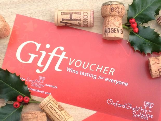 Vouchers for Oxford Chelt Wine School