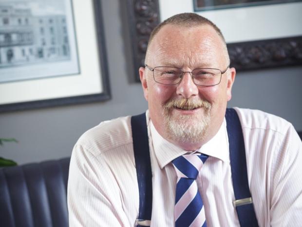 Darren Sherborne head of employment at Sherbornes Solicitors Ltd