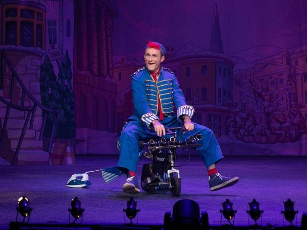 Cinderella at the Everyman Theatre review