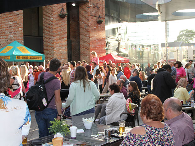 Summer Jam at The Brewery Quarter