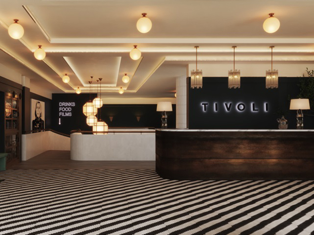 The new Tivoli Cinema in Cheltenham's Regent Arcade has finally announced when it will open.