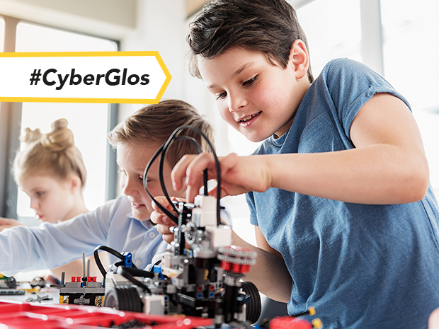 Get kids coding this summer 2021, with Code Ninjas camps at Gloucestershire College in Cheltenham.