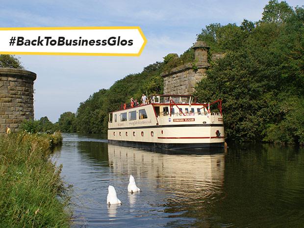 Gloucester-based river cruise company, English Holiday Cruises, will start sailing again on Monday 17 May 2021.