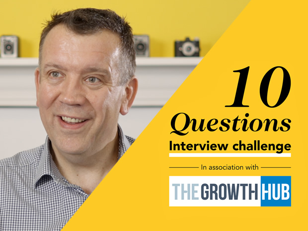 Aston Lark divisional director, Jim Stevenson, takes on the SoGlos 10 questions challenge.