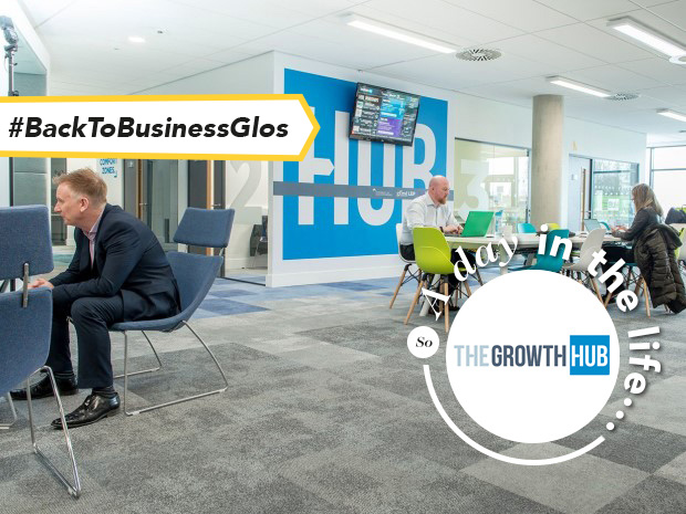 The Growth Hub Gloucestershire, home to business guides – ready and waiting to help you grow your business.