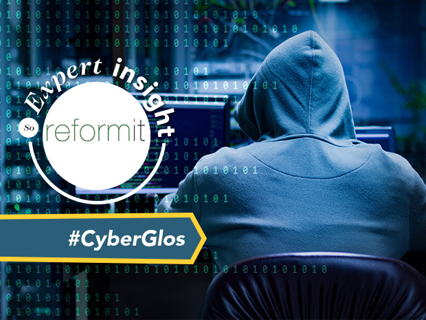 With cybercrime and ever present, ReformIT reminds us all why it is a good idea to take care of our on-line security.