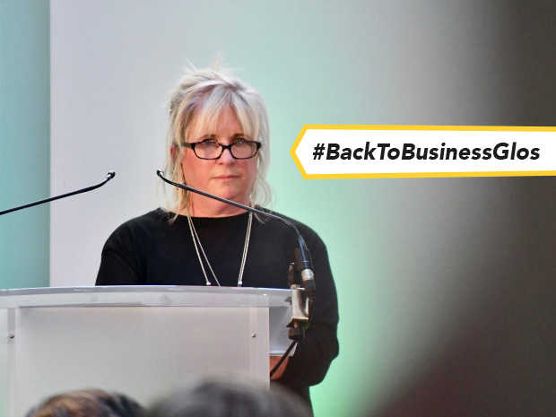 As she prepares to chair her last GFirst LEP board meeting, Diane Savory is brimming with enthusiasm, not so much for what has been achieved in the last decade – but what is to come for the county.