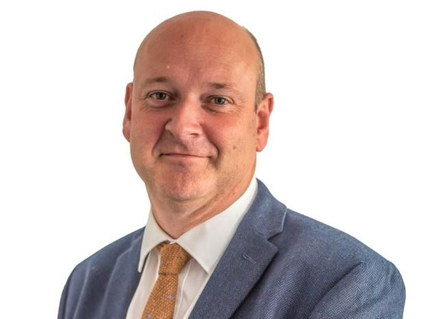 Mark Blackford, the head of Perry Bishop's new commercial property arm.