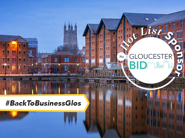 Digital campus developments, dinosaurs and doughnuts – exciting things are happening in the city of Gloucester.